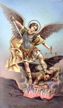 Bardzo dobra Kim jest Św. Michał Archanioł i Aniołowie Boży GS52